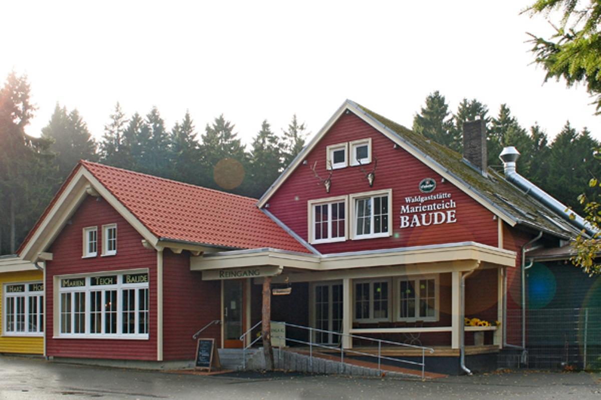 Marienteich Baude - GOSLAR am Harz, UNESCO-Weltkulturerbe