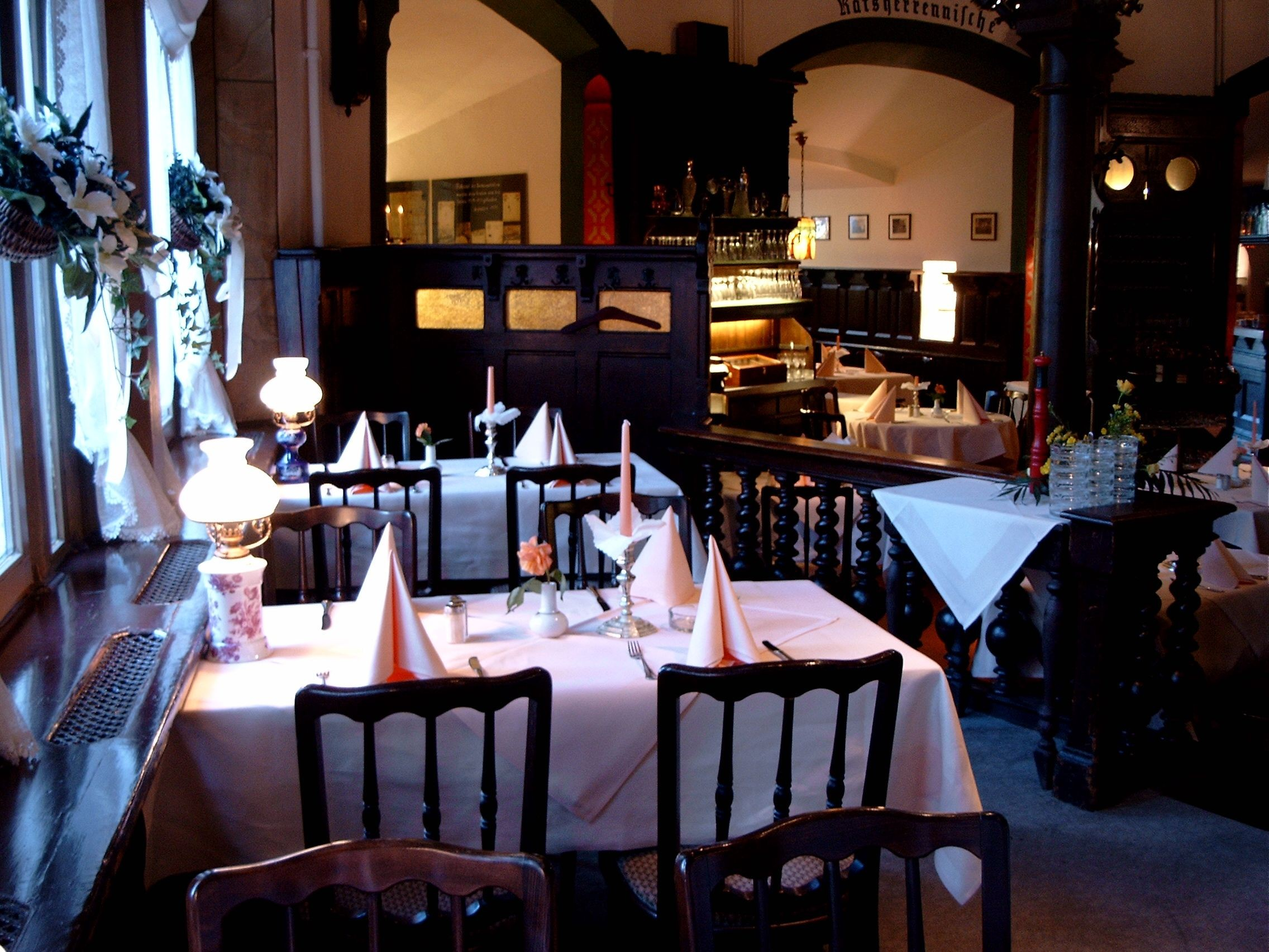 restaurants - goslar am harz, unesco-weltkulturerbe
