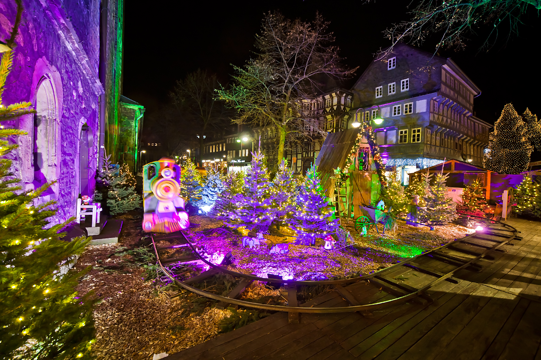 Goslar Weihnachtsmarkt.Familiennachmittag Auf Dem Goslarer Weihnachtsmarkt Goslar