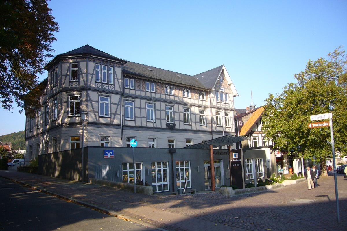 wohnen bauen goslar am harz unesco weltkulturerbe. Black Bedroom Furniture Sets. Home Design Ideas