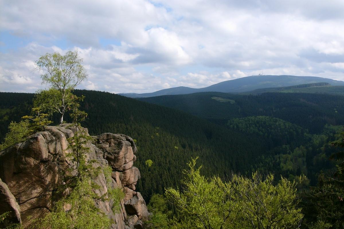 Nationalpark Harz  GOSLAR am Harz, UNESCOWeltkulturerbe