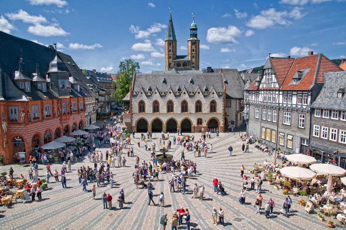 Home Goslar Am Harz Unesco Weltkulturerbe
